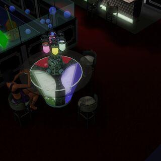 Bąblobar w The Sims 3