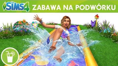 The Sims 4 Zabawa na podwórku Akcesoria oficjalny zwiastun