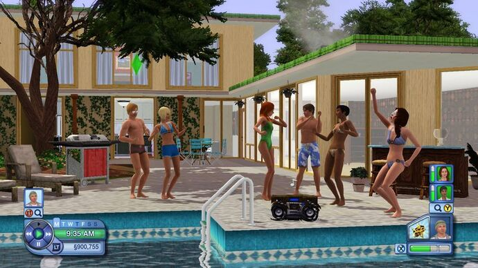 The Sims 3 (konsole)