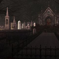 cmentarz w Północnej Grocie