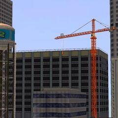 Wieżowce w The Sims 2