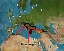 Balkan Part 3