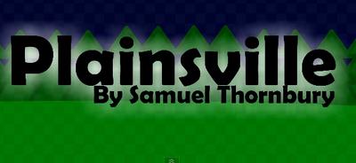 Plainsville Logo