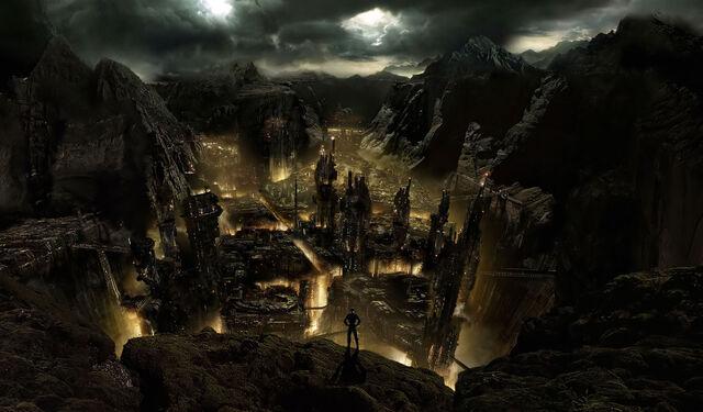 File:Dark-mountain-city-fantasy-wallpaper-3461.jpg