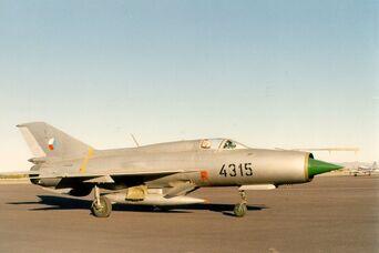 MiG-MiG-21-PFM-Fishbed-F P1