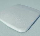 Artificial Snow - 4m by 4m Square Top Surface