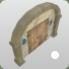 Wooden Door Arch icon