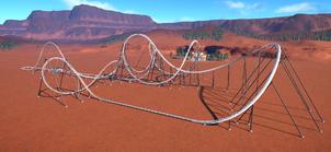Planet Coaster - G-LOC image 2