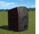 Park Speaker - Triggered