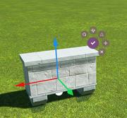 Advanced Move item
