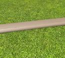 Wooden Plank 4m
