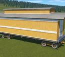 Locomotive Carriage