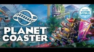 Planet Coaster - Tutorial Let's Play - Episode 5 - Information Kiosk!!