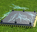 Special Effect - Electric Grid Large