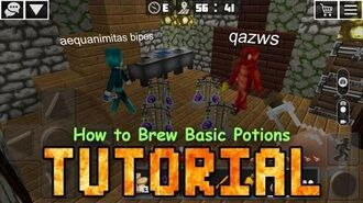 How to Brew Basic Potions