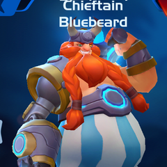 Captain Bluebeard