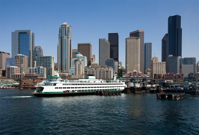 File:Seattle Ferry.jpg