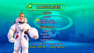 P51 Languages Menu