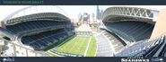 Stadium seat 3200x1200
