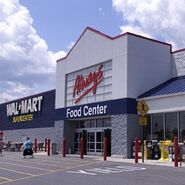 Walmart super center