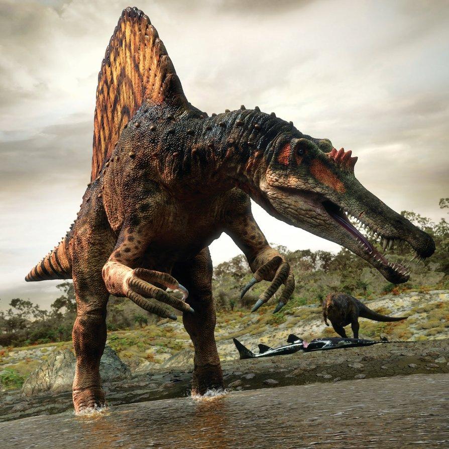 Spinosaurus | Planet Dinosaur Wiki | FANDOM powered by Wikia