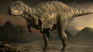 Skorpiovenator-standing