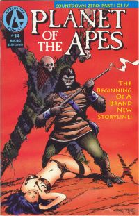 Planet of the Apes 14