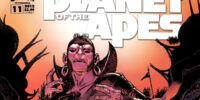 Planet of the Apes (BOOM! Studios) 11