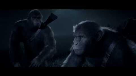 Planet of the Apes Last Frontier Trailer 1