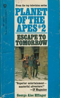 Escape to Tomorrow