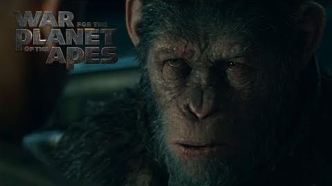 """War for the Planet of the Apes """"I Showed You Mercy"""" TV Commercial 20th Century Fox"""