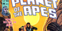 Planet of the Apes Magazine 5