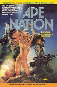 Ape Nation special 1