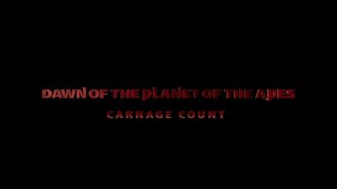 How Many Kills in Dawn of the Planet of the Apes (2014)