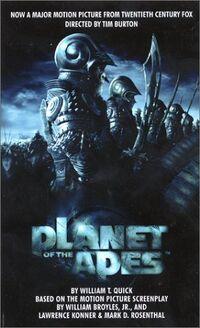 Planet of the Apes (2001) (Novelisation)