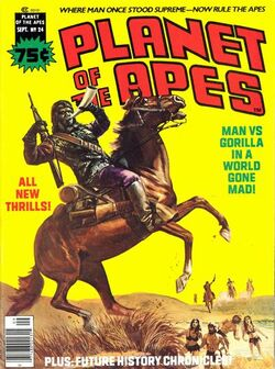 Planet of the Apes Magazine 24
