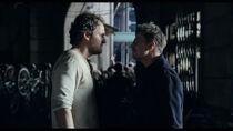 Malcolm confronts Dreyfus