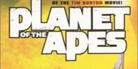 Planet Of The Apes (2001) Graphic Novel