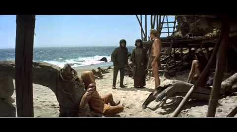 Dr. Zaius explains humanity