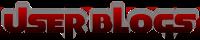 Userblogs header