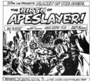 Planet of the Apes: Apeslayer