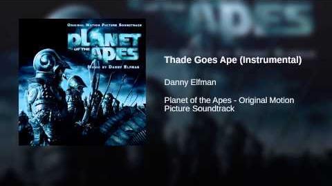 Thade Goes Ape (Instrumental)