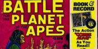 Battle for the Planet of the Apes (Power Records)