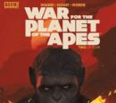 War for the Planet of the Apes: Issue 2
