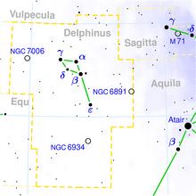 600px-Delphinus constellation map