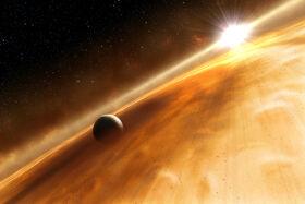 Fomalhaut planet