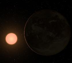 Gliese 433 Hot SuperEarth