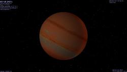 BD 20 2457 C planet