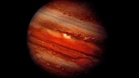 Jupiter sounds, relaxing ambient music with a piano ending by Paul Collier (05)