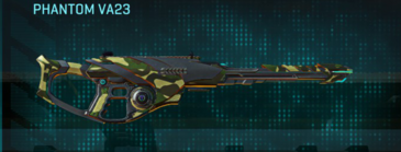 Temperate forest sniper rifle phantom va23